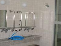病棟浴室除菌(レジオネラ対策)